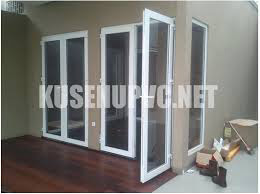 pintu UPVC model swing