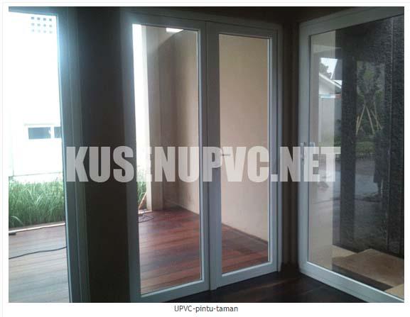 harga jendela upvc sesuai type merk conch