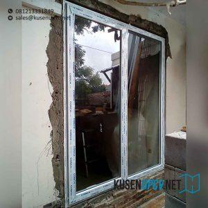 gambar jendela upvc conch
