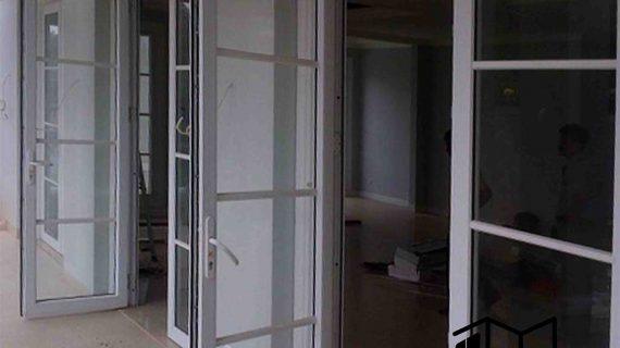 Pabrik Kusen Pintu UPVC Conch Menyediakan Kusen Pintu Terbaik
