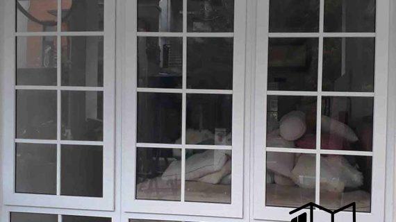 123+ Portofolio Jendela UPVC Warna Putih Paling di Cari