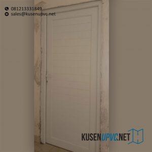 Harga Pintu UPVC Putih Perumahan Villa Rizki Ilham Kelapa Dua Tangerang ID6132