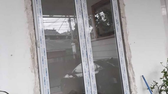 Harga jendela UPVC Putih Pembina Raya Palmeriam Matraman Jakarta