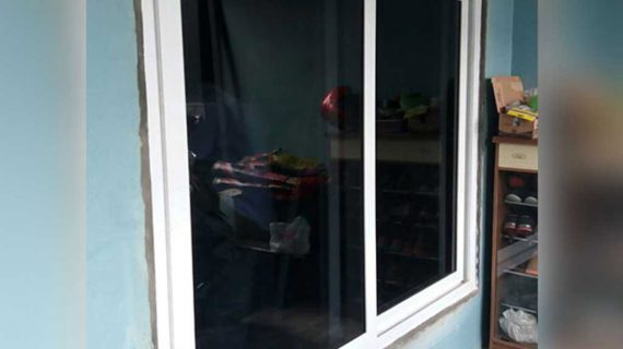 Jendela UPVC Sliding Untuk Ruangan Minimalis